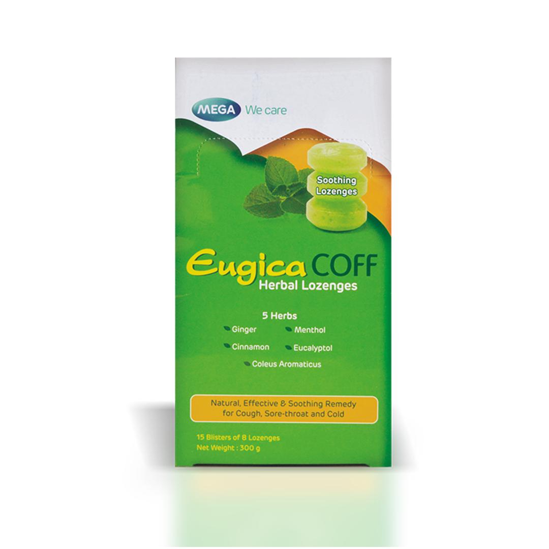 Eugica Coff Herbal Lozenses